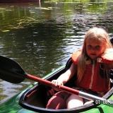 Vater-Kind-Paddeltour (Juli 2004)