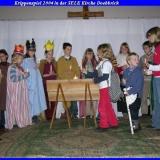 Krippenspiel Doebbrick (Dezember 2004)