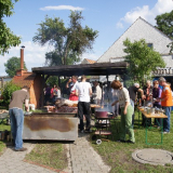 Kirchweihfest Döbbrick (9. Juni 2012)