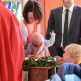 Taufgottesdienst in Döbbrick (19. Mai 2013)