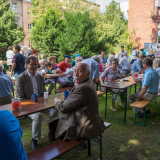 Nachbarschaftsfest Kreuzkirche (25. August 2013)
