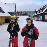 Ski in Mala Upa (2. Februar 2015)